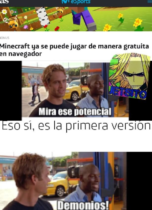 el título es paraguayo - meme