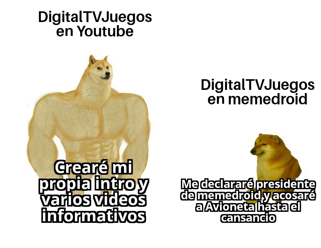 Este DigitalTVJuegos - meme