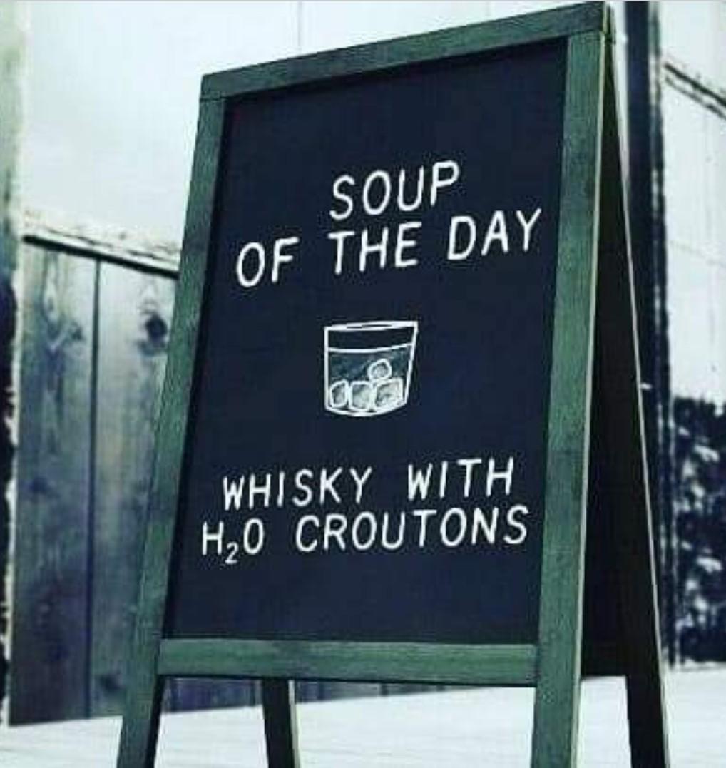 My favorite soup - meme