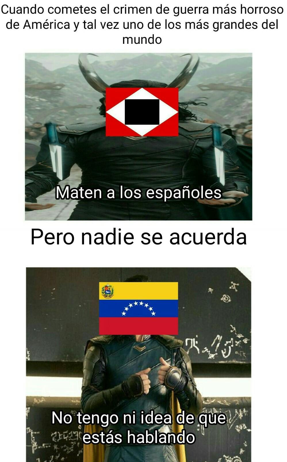 Guerra a Muerte - meme