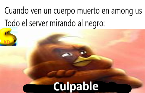 Culpable - meme