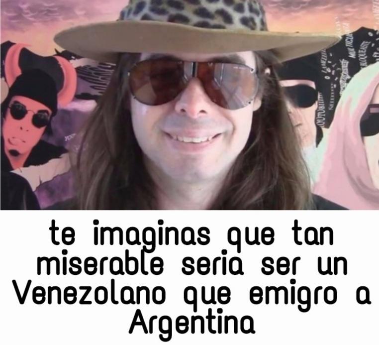 Dross es Venezolano para que el que no entienda - meme