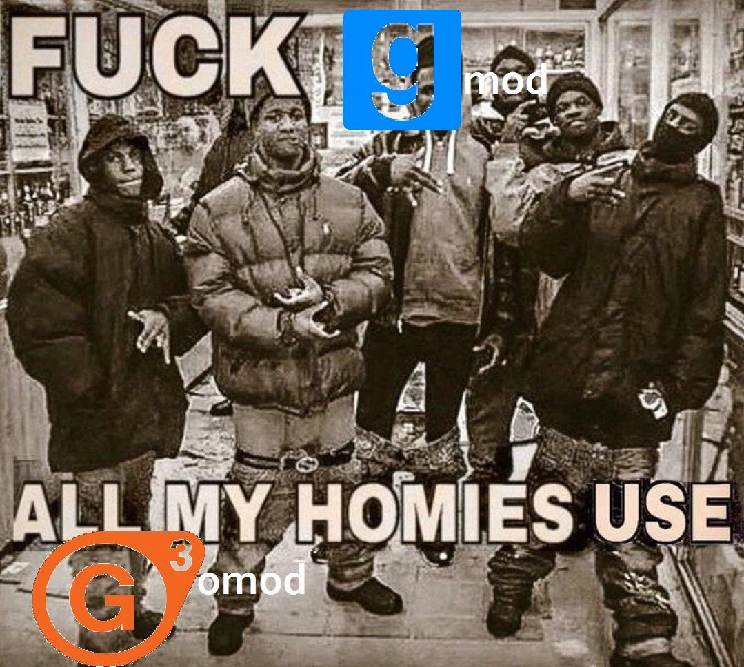 Para los que no entienden,Gomod es gmod pero en HL1/goldsrc - meme