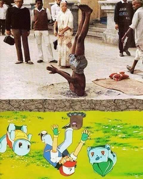 Jajaja pokemon - meme