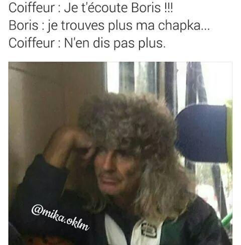 chapka - meme
