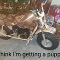 Wrapped it myself. Waddya guys think?
