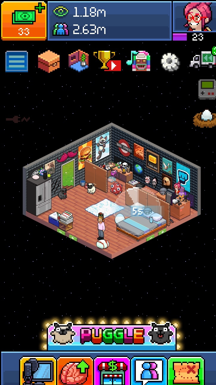 ya like my room? - meme