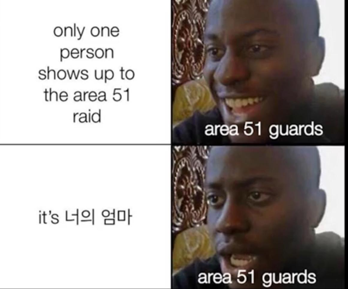 Raid the base - meme