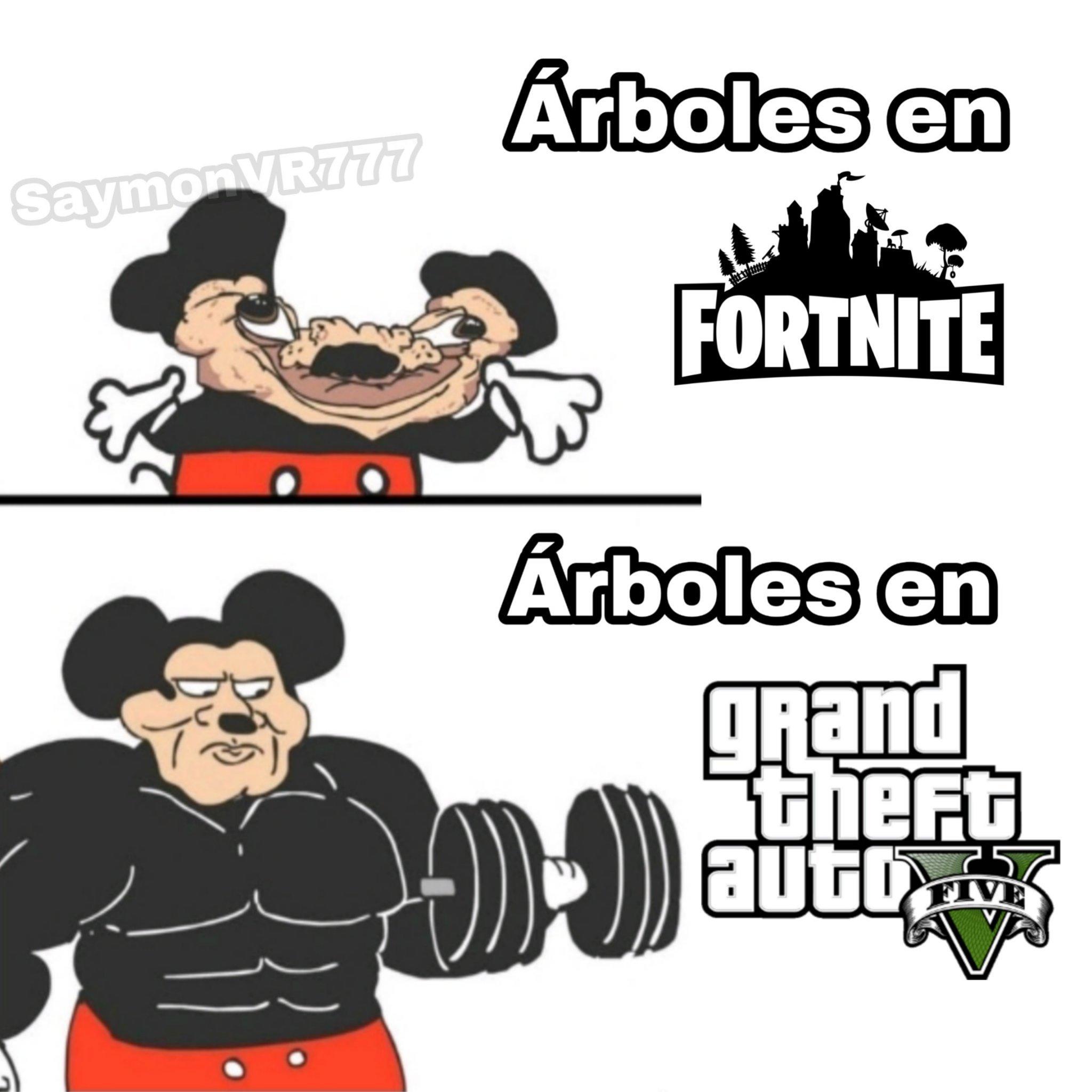 Una gran diferencia - meme
