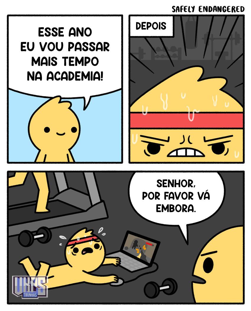 Academia - meme