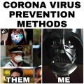 Corona Virus Prevention