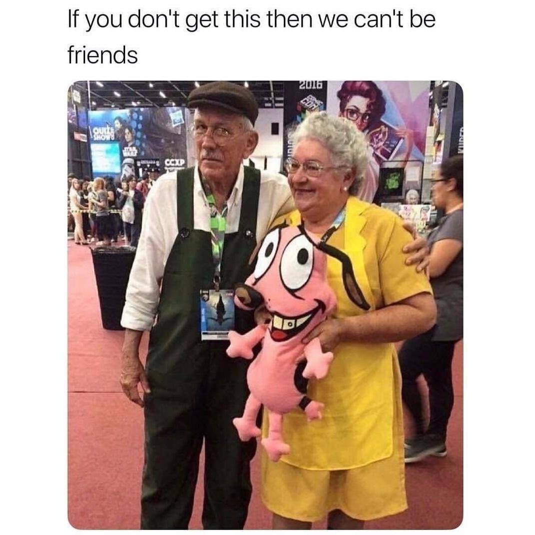 Throw back - meme