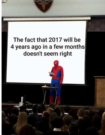 2017 - meme