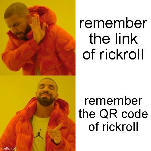 Rickrolls - meme