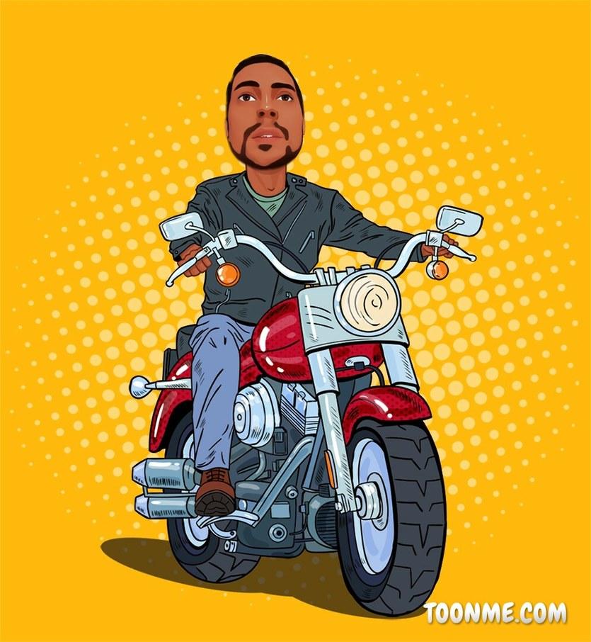 Finally Coscu moto - meme
