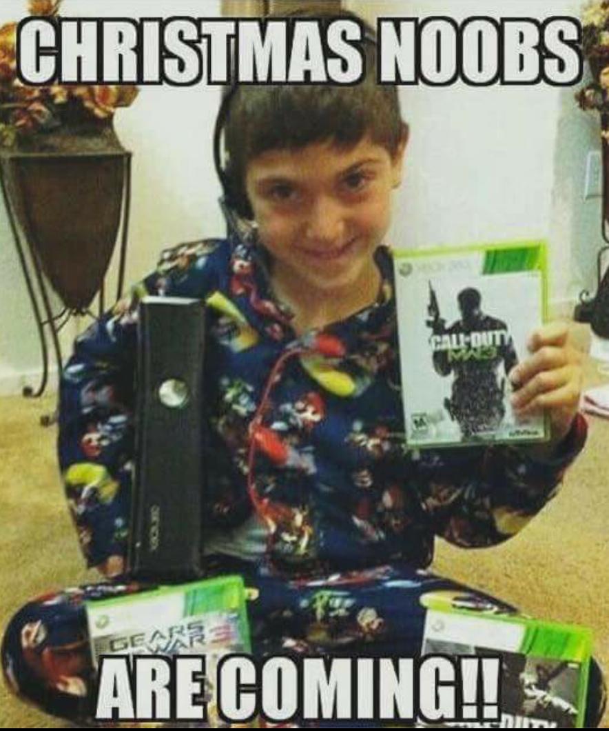 Get ready gamers - meme