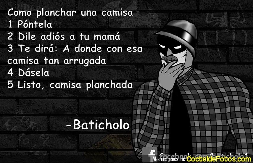 Baticholo... - meme