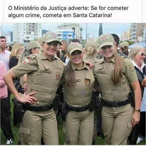 Querida Santa Catarina hehe - meme