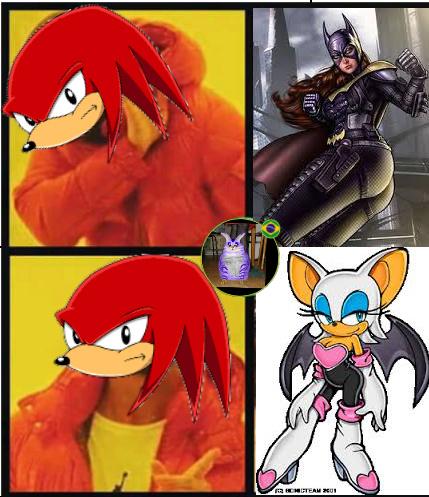 Batgirl - meme