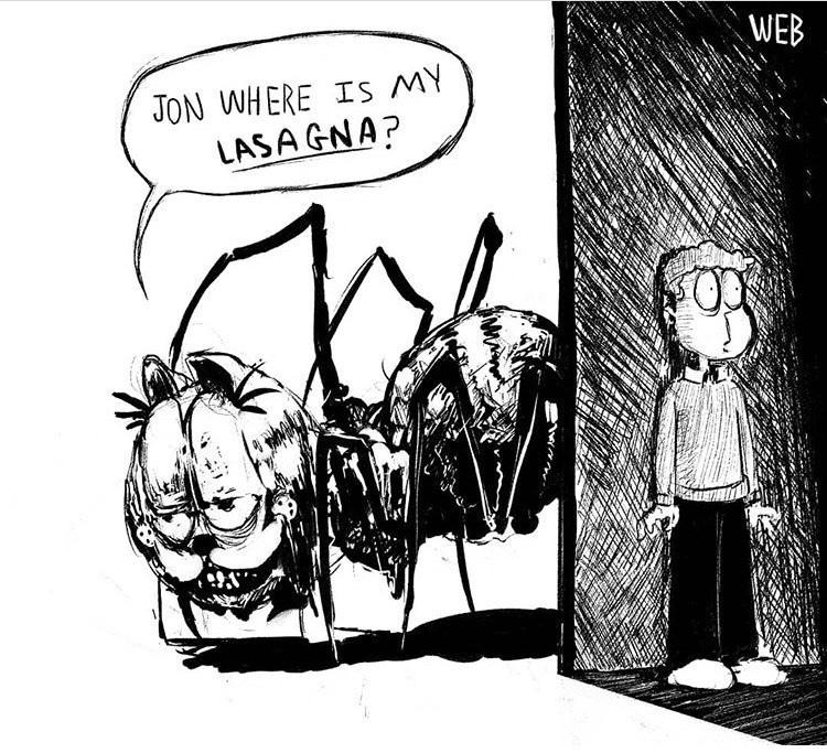 lasanha - meme