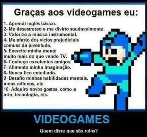 Vídeo game é cultura que eu vou levar até o fim. - meme