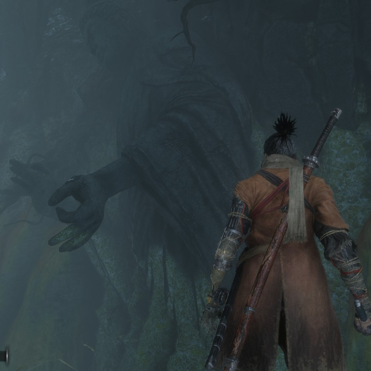 Sekiro pulled a fast one at me - meme