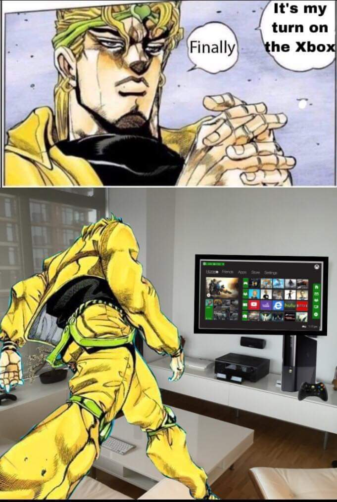 These Dio memes inspired me to start watching JoJo