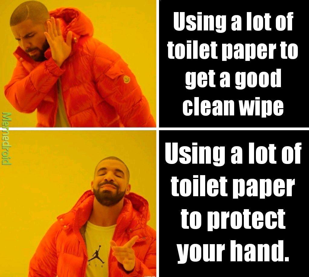 Potty jokes - meme