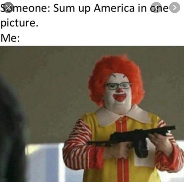 Clown - meme