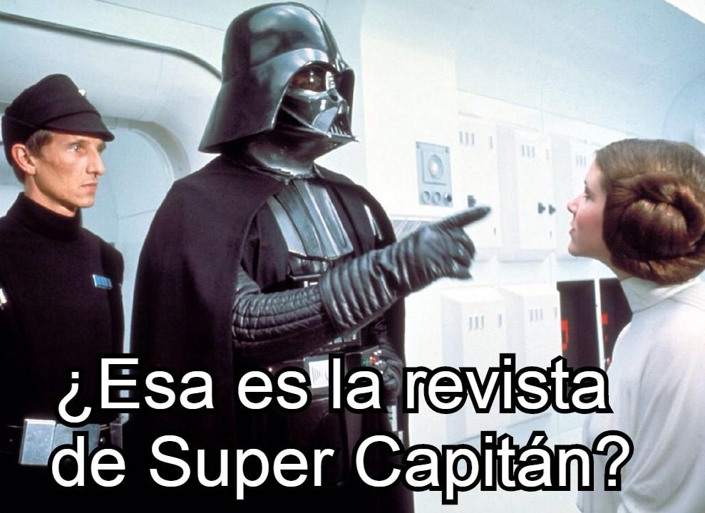 ¡Me encanta Super Capitán! - meme
