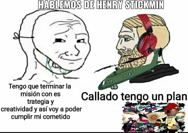 En fin stickmin - meme