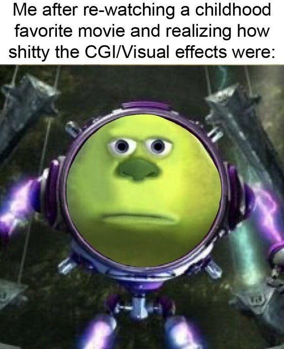 Doesn't hinder my enjoyment - meme