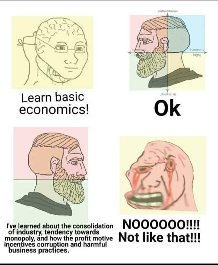 basic economics - meme