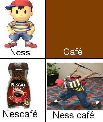 Nescafe - meme