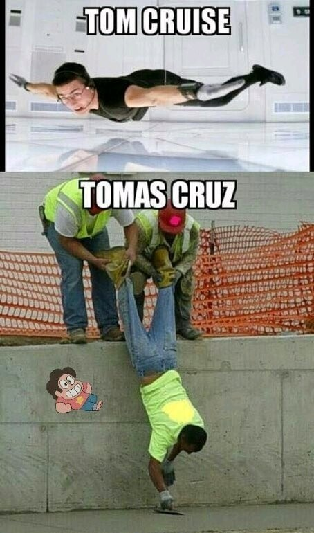 Construção impossivel =P - meme