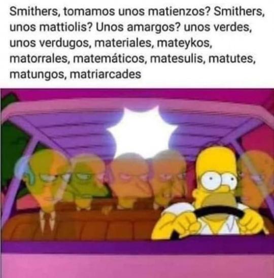 Losi mson - meme