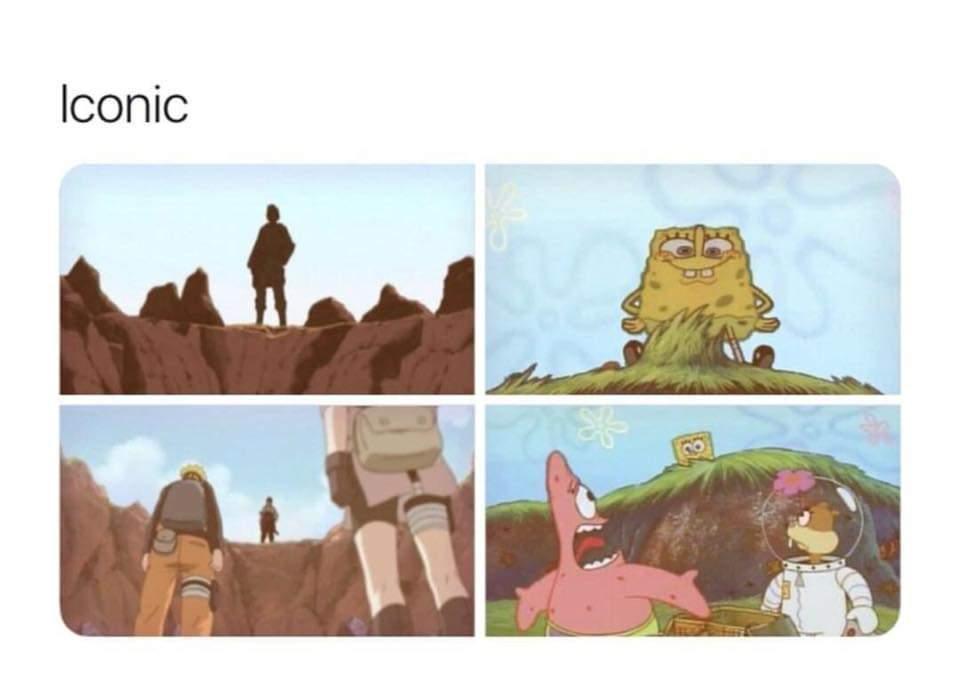 Spongebobske - meme