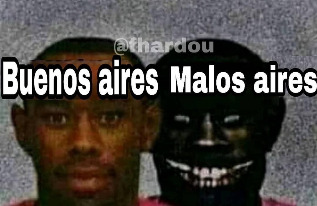 MALOS AIRES - meme