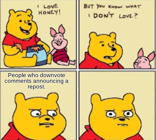 Pooh - meme