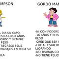 the virgin gordo mamon vs the chad homero simpson