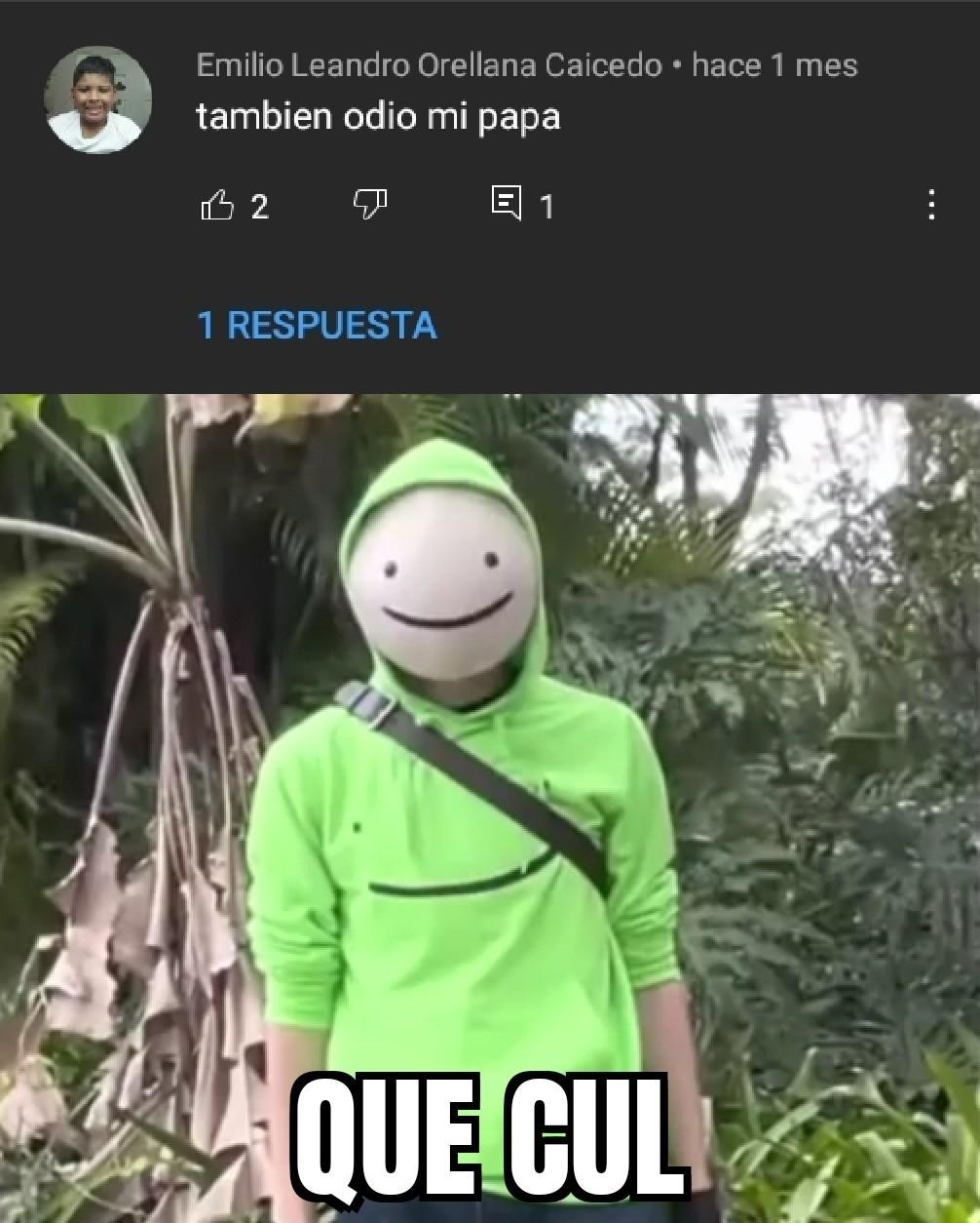 Ok emilio - meme