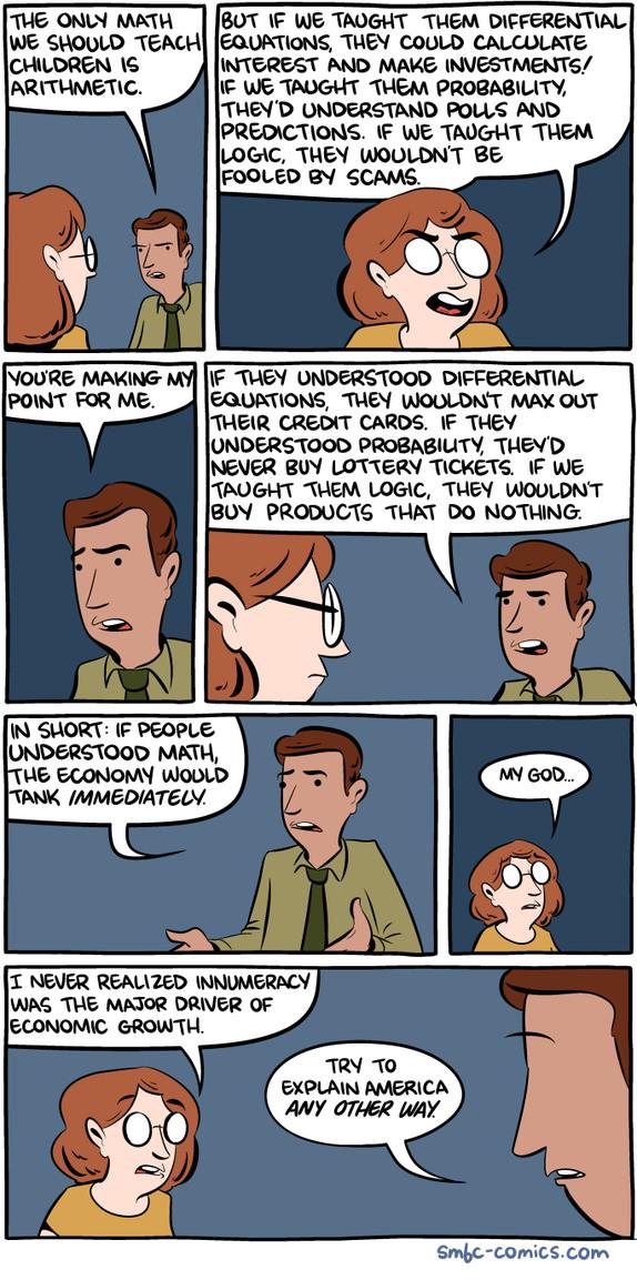 Explains a lot concerning the education system - meme