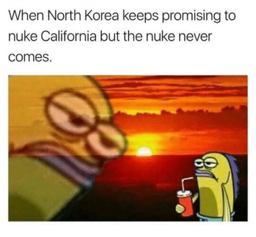 Pls, destroy california now kimmy-kun - meme