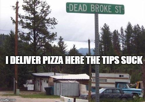 street stretches all around the world - meme