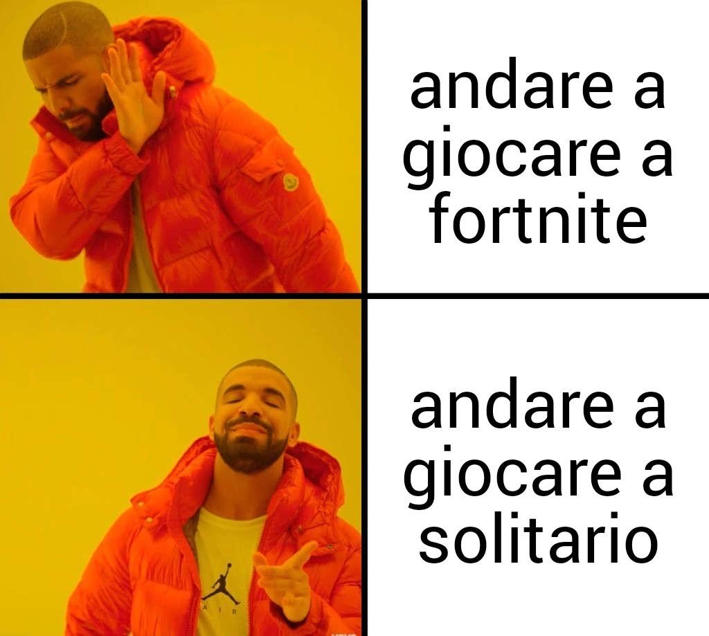 Scelta strana - meme