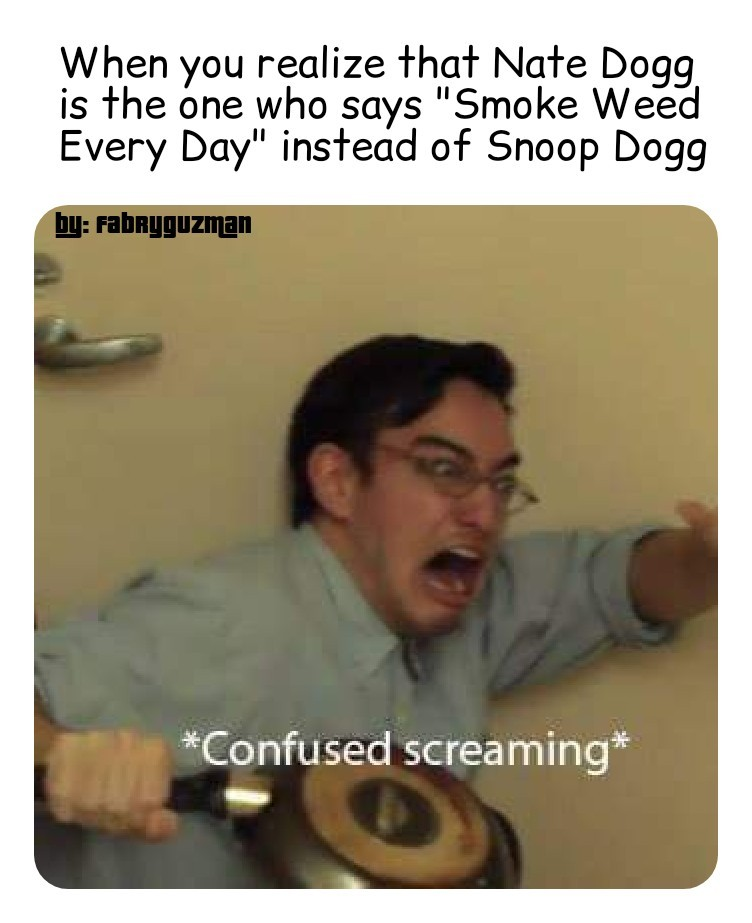 Was I the only one ? - meme