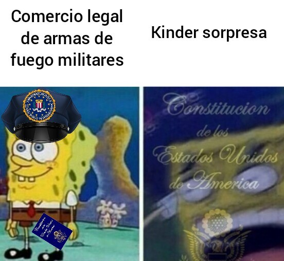 Gordos metralleros - meme