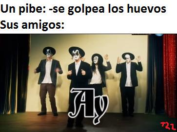 Ay - meme