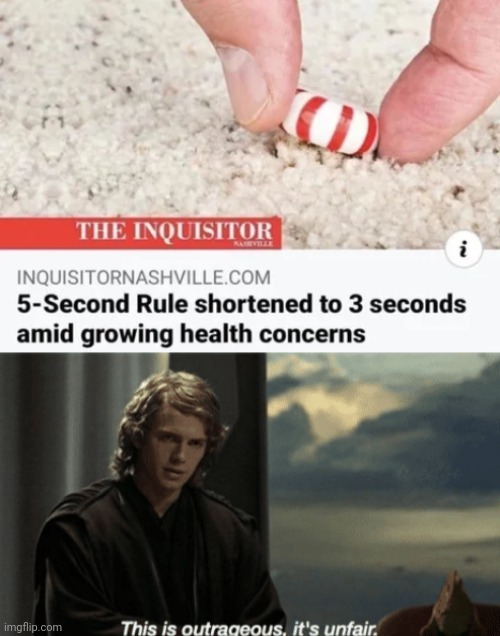 The negotiations were short - meme