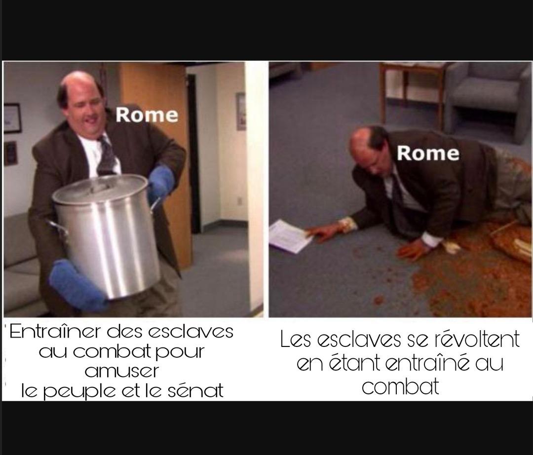 Rome ou Grèce antique ? - meme